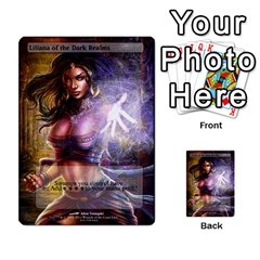 July 2012 By Ben Hout   Multi Purpose Cards (rectangle)   Vw1s0apo7ao6   Www Artscow Com Front 2
