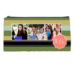 Monogram Pencil Case
