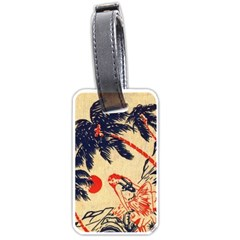 Hawaii Luggage Tag By Leandra Jordan   Luggage Tag (two Sides)   Mwctwn6y7crf   Www Artscow Com Front