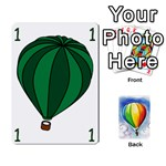 Balloon Cup 4 corners - Playing Cards 54 Designs