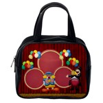 The Big Top Classic Handbag1 - Classic Handbag (One Side)