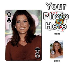 Queen Kate Playing Cards By Karen   Playing Cards 54 Designs   C9joovjddwhq   Www Artscow Com Front - ClubQ