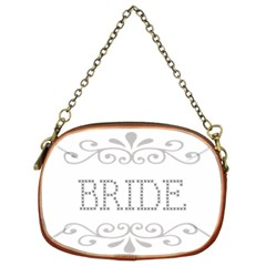 Bride Chain Purse By Kim Blair   Chain Purse (two Sides)   2lzueohhu4ja   Www Artscow Com Back