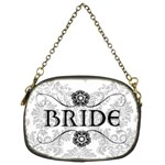 bride purse - Chain Purse (Two Sides)