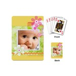 flower - Playing Cards (Mini)