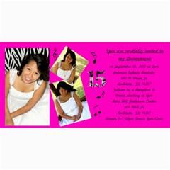 Alexis Garcia By Martha   4  X 8  Photo Cards   Wytwpogxx8g6   Www Artscow Com 8 x4 Photo Card - 5