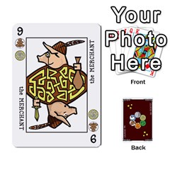 The Decktet   Red Back By John   Playing Cards 54 Designs   Oita1lgwpzp4   Www Artscow Com Front - Heart4