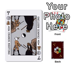 Jack The Decktet   Red Back By John   Playing Cards 54 Designs   Oita1lgwpzp4   Www Artscow Com Front - HeartJ