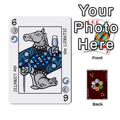 Ace The Decktet   Red Back By John   Playing Cards 54 Designs   Oita1lgwpzp4   Www Artscow Com Front - HeartA