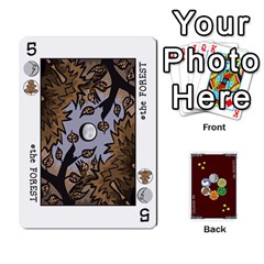 The Decktet   Red Back By John   Playing Cards 54 Designs   Oita1lgwpzp4   Www Artscow Com Front - Diamond4