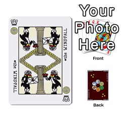 Jack The Decktet   Red Back By John   Playing Cards 54 Designs   Oita1lgwpzp4   Www Artscow Com Front - SpadeJ