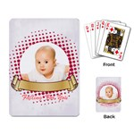 happy - Playing Cards Single Design