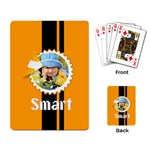smart - Playing Cards Single Design