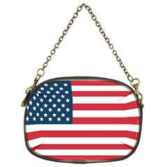 Flag Single Sided Evening Purse by tammystotesandtreasures