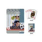 soccuer - Playing Cards (Mini)