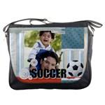 soccer - Messenger Bag