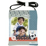soccer - Shoulder Sling Bag