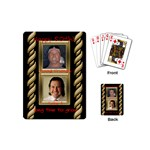 Birthday Boys - Playing Cards (Mini)