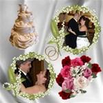 Wedding Canvas 12 x 12 - Canvas 12  x 12