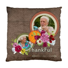Thank You By Joely   Standard Cushion Case (two Sides)   1biwahvzp8za   Www Artscow Com Back
