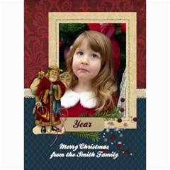 Christmas Cards/santa 7x5 Photo Cards By Mikki   5  X 7  Photo Cards   Uqa5afoy9g4b   Www Artscow Com 7 x5 Photo Card - 1