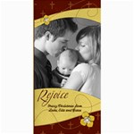 Rejoice/Christmas-4x8 Photo Cards - 4  x 8  Photo Cards