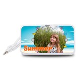 summer - Portable Speaker (White)