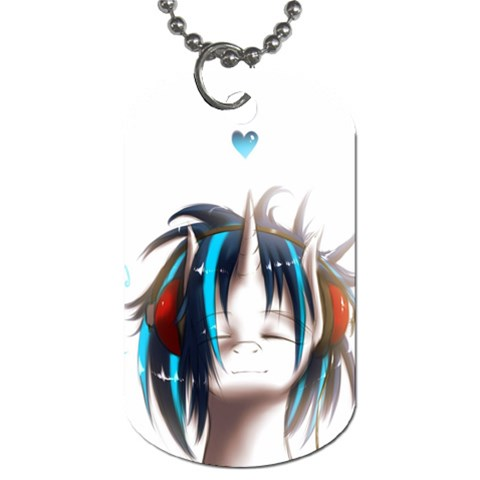 By Bryce Campbell   Dog Tag (one Side)   Qm2ng0g3yo8f   Www Artscow Com Front