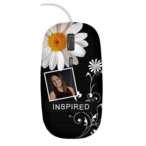 Inspired Laser Optical Mouse By Lil    Laser Optical Mouse   Skjytzwj1uww   Www Artscow Com Front