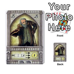 Notre Dame   Original Y Expansion   3 Copias By Doom18   Multi Purpose Cards (rectangle)   G2omai2clw0l   Www Artscow Com Front 27
