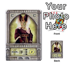 Notre Dame   Original Y Expansion   3 Copias By Doom18   Multi Purpose Cards (rectangle)   G2omai2clw0l   Www Artscow Com Front 31