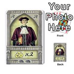 Notre Dame . Original y Expansion y Marrones - 2 copias - Multi-purpose Cards (Rectangle)