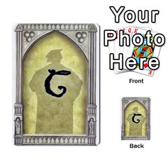 Notre Dame   Original Y Expansion Y Marrones   2 Copias By Doom18   Multi Purpose Cards (rectangle)   Vt6btk65lnk3   Www Artscow Com Back 52