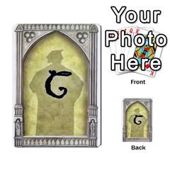 Notre Dame   Original Y Expansion Y Marrones   2 Copias By Doom18   Multi Purpose Cards (rectangle)   Vt6btk65lnk3   Www Artscow Com Back 53