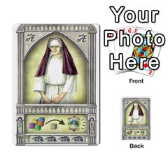 Notre Dame   Original Y Expansion Y Marrones   2 Copias By Doom18   Multi Purpose Cards (rectangle)   Vt6btk65lnk3   Www Artscow Com Front 2