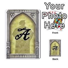 Notre Dame   Original Y Expansion Y Marrones   2 Copias By Doom18   Multi Purpose Cards (rectangle)   Vt6btk65lnk3   Www Artscow Com Back 2