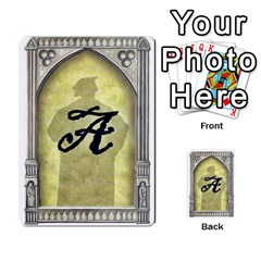 Notre Dame   Original Y Expansion Y Marrones   2 Copias By Doom18   Multi Purpose Cards (rectangle)   Vt6btk65lnk3   Www Artscow Com Back 3
