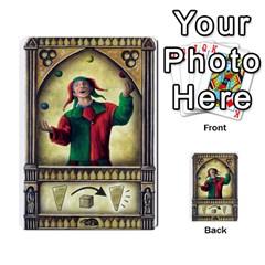 Notre Dame   Original Y Expansion Y Marrones   2 Copias By Doom18   Multi Purpose Cards (rectangle)   Vt6btk65lnk3   Www Artscow Com Front 26