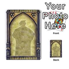 Notre Dame   Original Y Expansion Y Marrones   2 Copias By Doom18   Multi Purpose Cards (rectangle)   Vt6btk65lnk3   Www Artscow Com Back 31