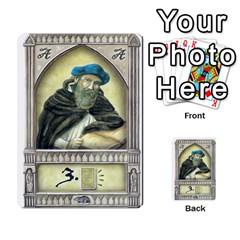 Notre Dame   Original Y Expansion Y Marrones   2 Copias By Doom18   Multi Purpose Cards (rectangle)   Vt6btk65lnk3   Www Artscow Com Front 42