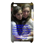 hadasas bday - Apple iPod Touch 4G Hardshell Case