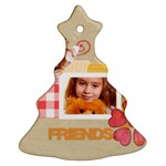 friends - Ornament (Christmas Tree)