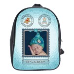 Baby Boy Bag (Large) - School Bag (Large)
