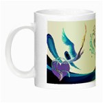 mystical bird mug - Night Luminous Mug