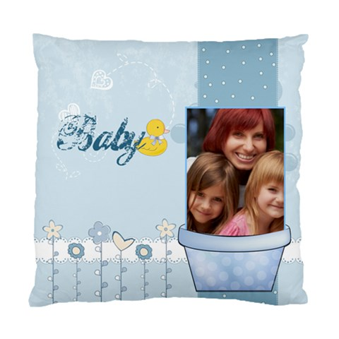 Baby By Jacob   Standard Cushion Case (one Side)   Fr1gihg4hhcf   Www Artscow Com Front