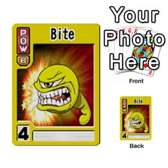 Monster Rancher Deck 1 By Joe Rowland Hotmail Co Uk   Multi Purpose Cards (rectangle)   Zui32aoroqob   Www Artscow Com Front 47