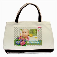 Baby By Joely   Basic Tote Bag (two Sides)   Qip928ap7fid   Www Artscow Com Back