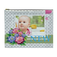 Baby By Joely   Cosmetic Bag (xl)   14tnv3nhpdxm   Www Artscow Com Front