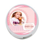 baby girl - 4-Port USB Hub (Two Sides)