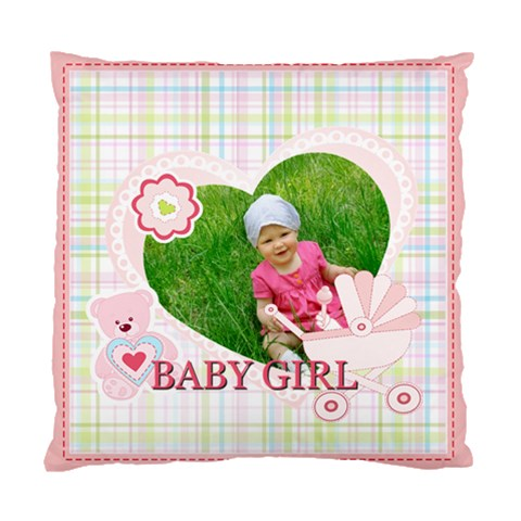 Baby By Jacob   Standard Cushion Case (one Side)   K3b1ivdqvbvn   Www Artscow Com Front